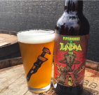 Scorched Tundra beer by Pipeworks Brewing